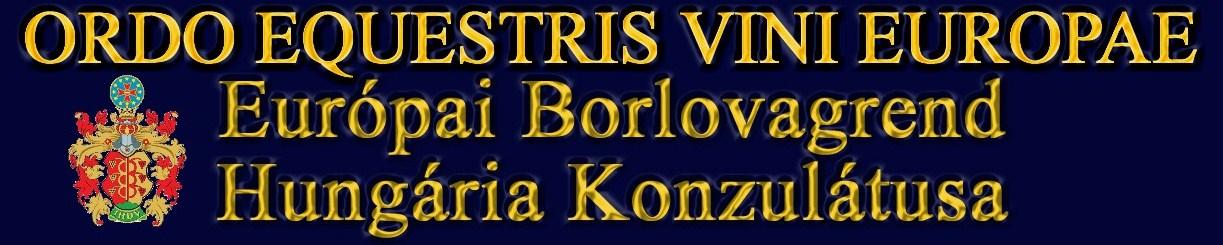 Európai Borlovagrend Hungária konzulátusa