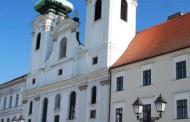 Felvételi és előléptetési ünnepség Győrben 2015.08.29-én