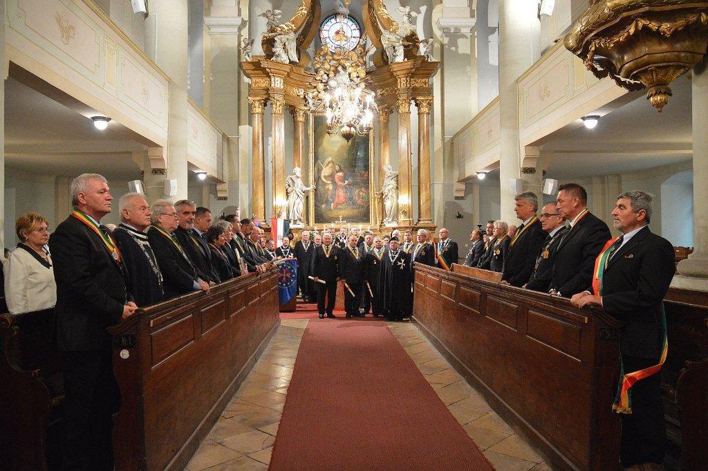 Sopronban avatási és előléptetési ünnepség 2015.09.05. képekben