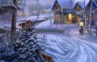 Békés Szeretetteljes Karácsonyt!