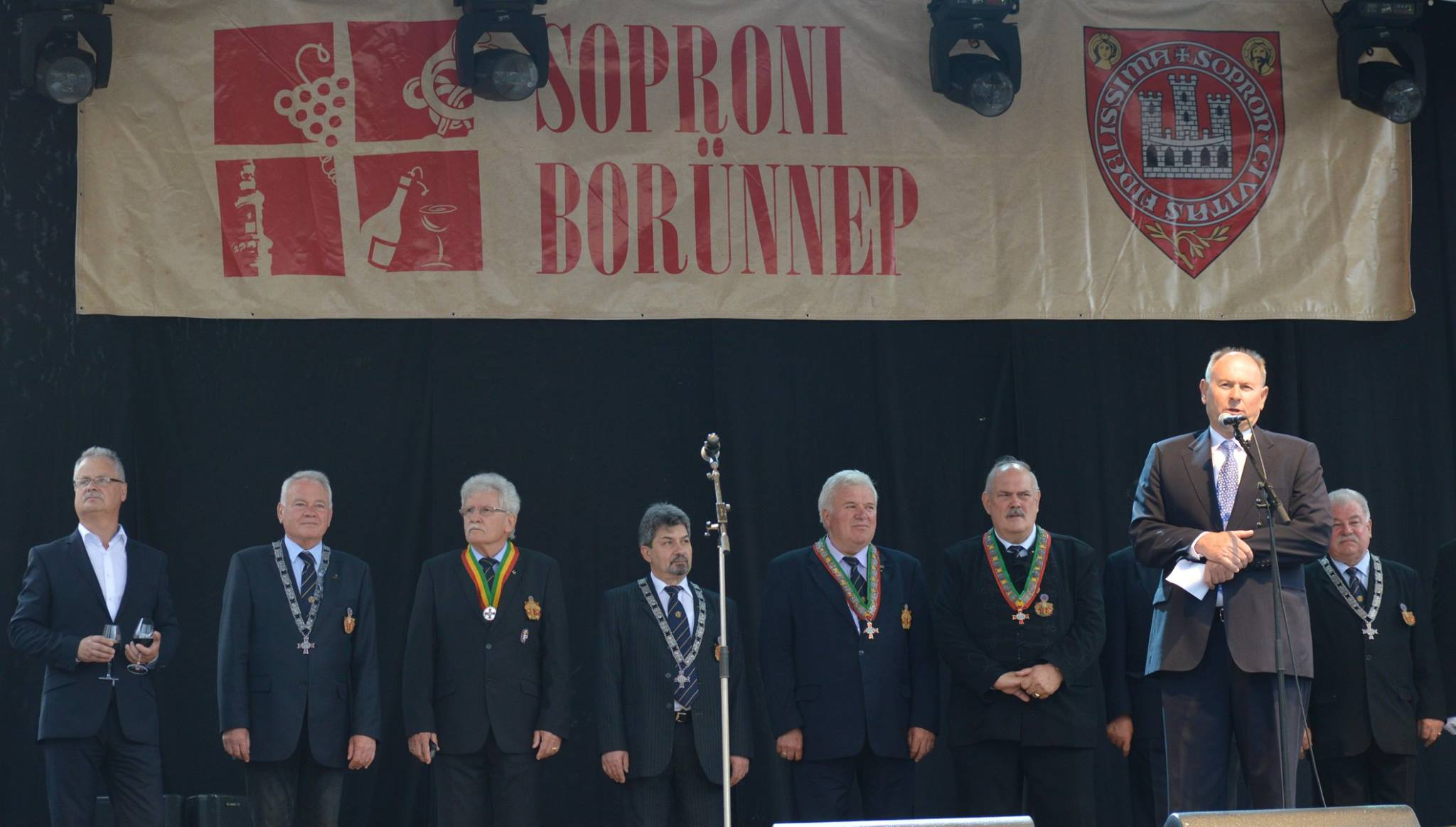 Soproni Szüreti Fesztivál a nyárban!