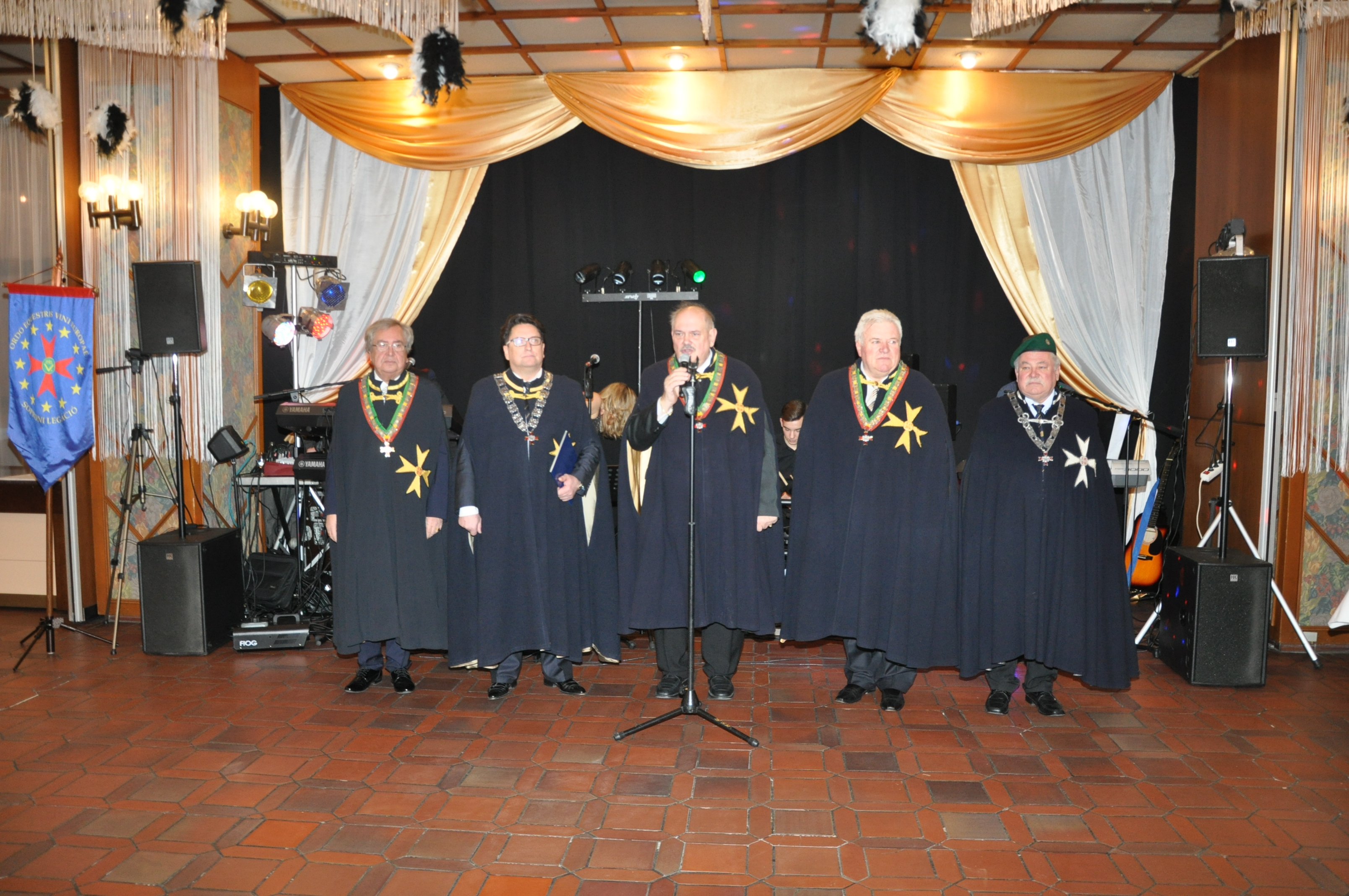 Borlovagi Estély 2017.01.14-én a Hotel Sopronban