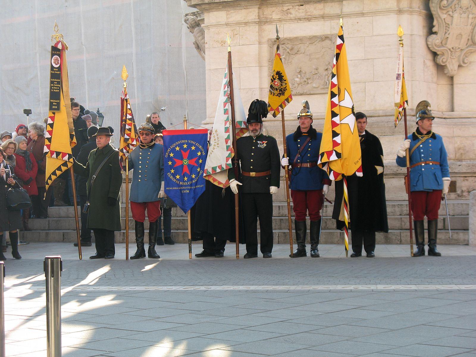 Boldog IV. Károly királlyá koronázásának centenáriumi ünnepsége