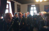 Európai Borlovagrend Hungária Konzulátusa Első Lovagi Tanács ülés, Sopron Rejpál-ház
