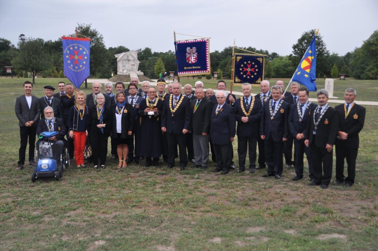 Megemlékezés a Páneurópai Piknik 28. évfordulóján