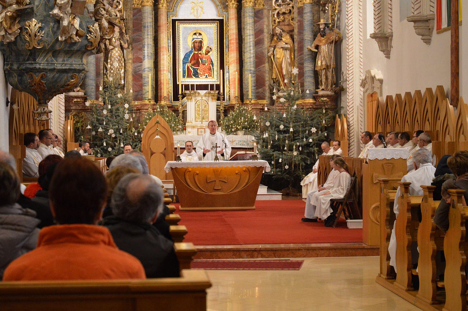 Pálos Főünnep Márianosztra – 2018. január 24.