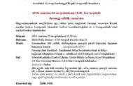 Meghívás Szegedre csülök vacsorára