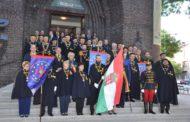 Szegedi avatási és előlépési ünnepség 2018. május 19-én