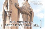 Közös ima és körmenet 2018. augusztus 20.