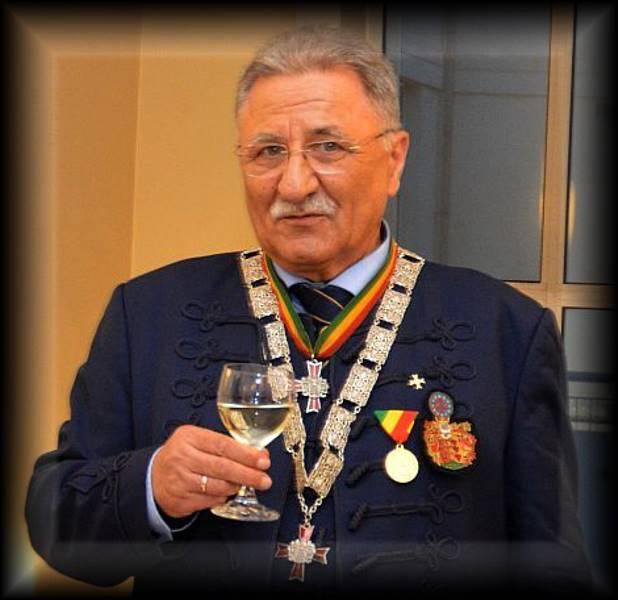 Léránt György lovagbarátunk elhunyt