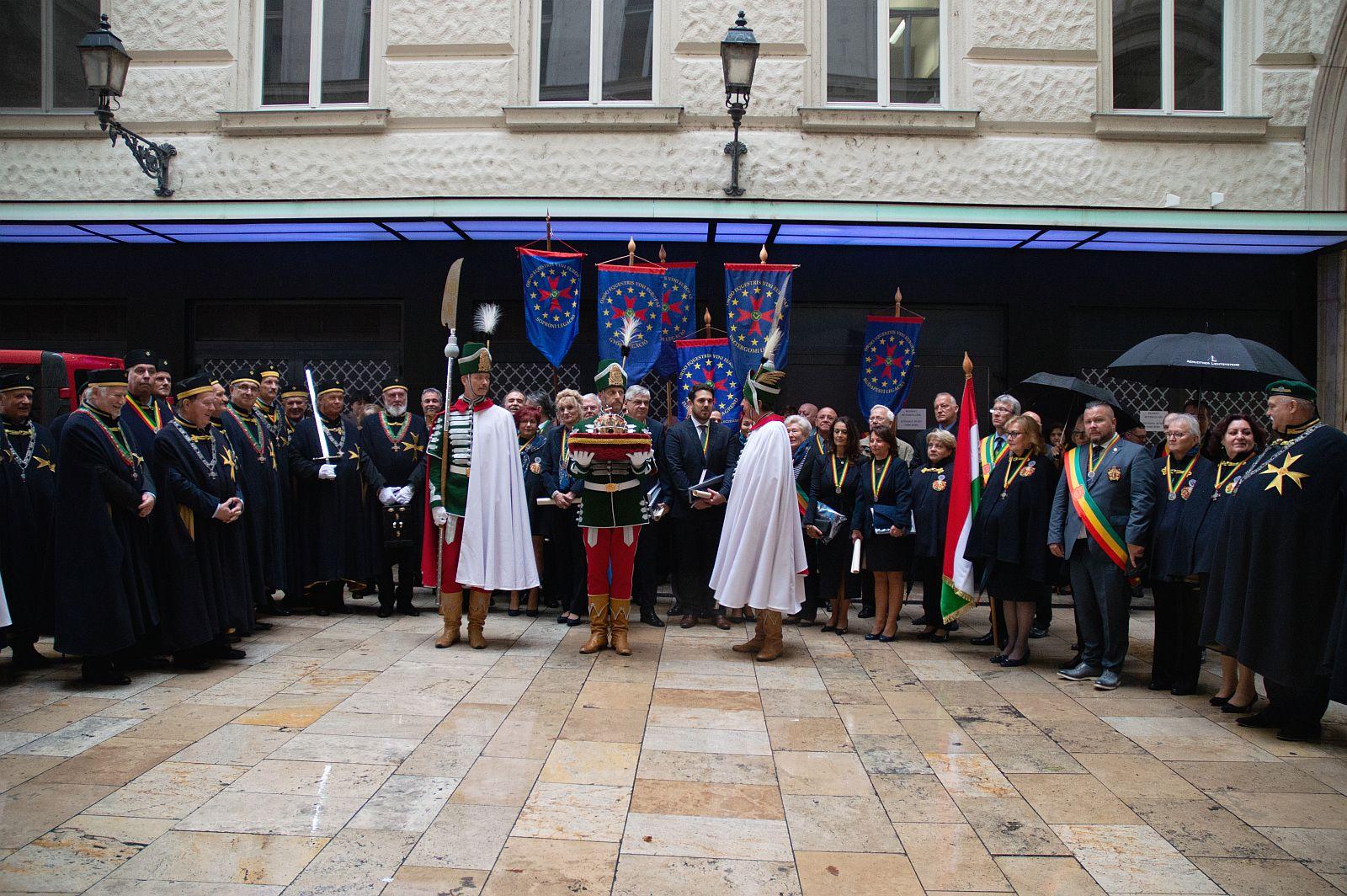 A Budapesti Felvételi és előrelépési ünnepségről – 2019.10.05.