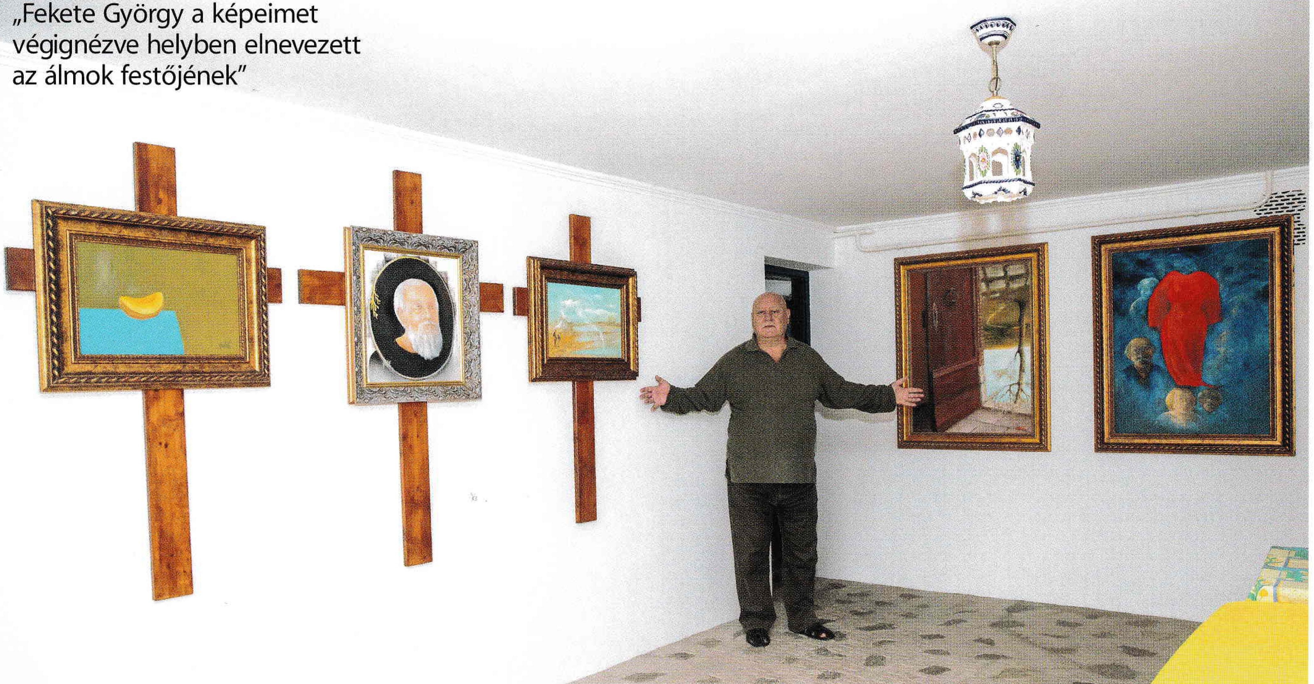 Lovagrendi társunk Fohl Ferenc festőművész
